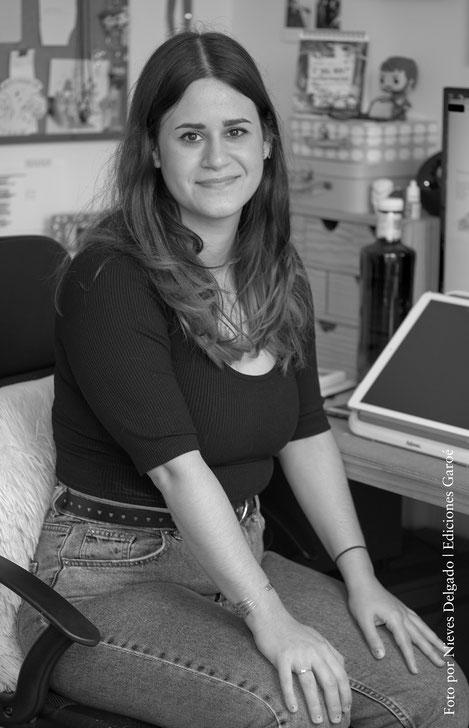 Cynthia Hierro García | Foto realizada por Nieves Delgado