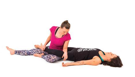 Thai Yoga Massage im Westend, Thai Yoga Massage München, Jennie Wallace Thai Yoga Massage