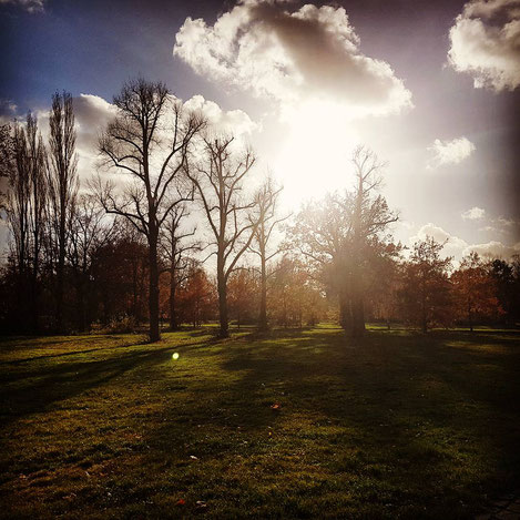 Wolken verdecken den Sonnenschein: Die Vereinbarkeit ist noch immer vor allem für Frauen ein Thema. Brief an eine Working Mom auf Mama-Blog Patschehand.de.