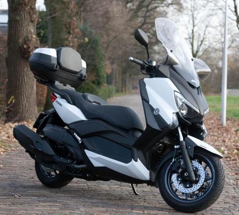 Suzuki Intruder VS 700 Boer Motoren