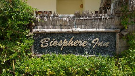 The Biosphere Inn on Dharavandhoo island, Maldives. Dante Harker