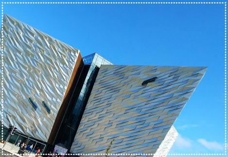 Titanic Belfast - Dante Harker