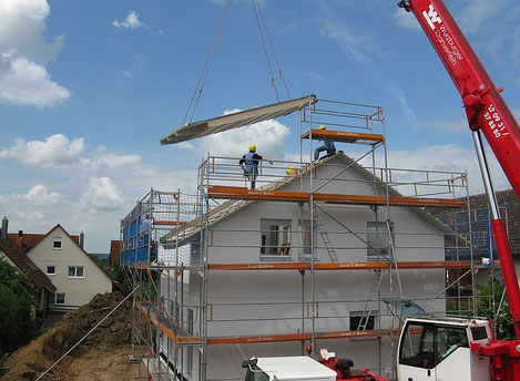 Baufinanzierung für Neubau mit günstigen Zinsen