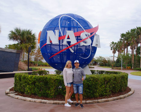 Kennedy Space Center Cape Canaveral Florida