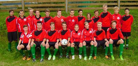 B1- Jugend 2013/ 2014