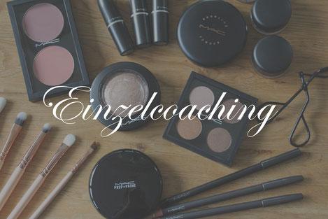 Make up Beratung - Make up Workshop in Wiesbaden - Mainz - Frankfurt by Jamie Flynn