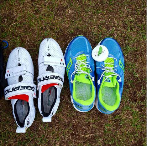 Blasenfrei in Schuhen