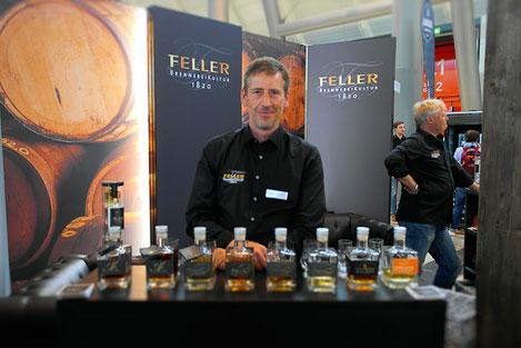 Interview Mit Werner Huber Von Der Brennerei Feller Whisky Aus