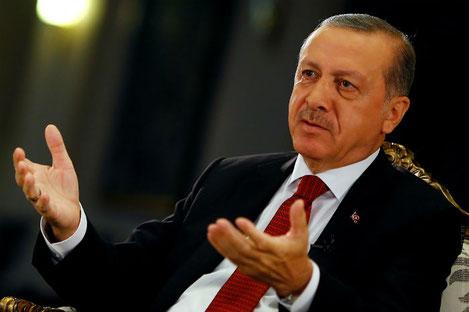 Эрдоган с трибуны ООН: «Надо восстановить территориальную целостность Грузии»
