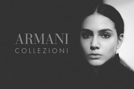 «Armani Collezioni» выбрал Грузинку