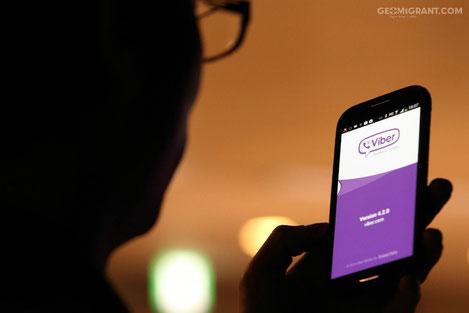 МИД Грузии потребовал у «Viber» удалить приложение для Абхазии и Южной Осетии