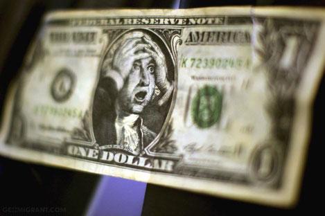 Рейтинг роста курса доллара среди стран бывшего СССР