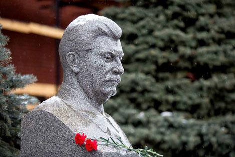 В Грузии заговорили о перезахоронении Сталина на родину