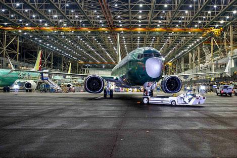 Грузия закупает новейший «Boeing 737/700»
