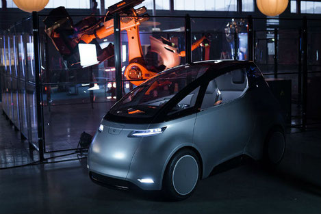 В Грузии будут производить электромобили