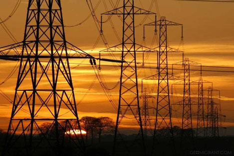 Грузия получит 1,000,000 лари в месяц от транзита электроэнергии