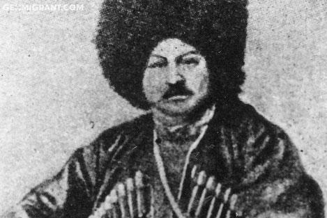 Великие в Грузии: Александр Дюма