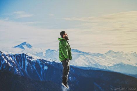Сванети ждет! - Всех тех, кто любит лыжи, горы, отдых и туризм