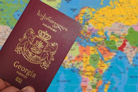 В Грузии ввели двойное гражданство
