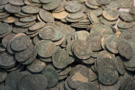В Грузии найден уникальный древнеримский клад