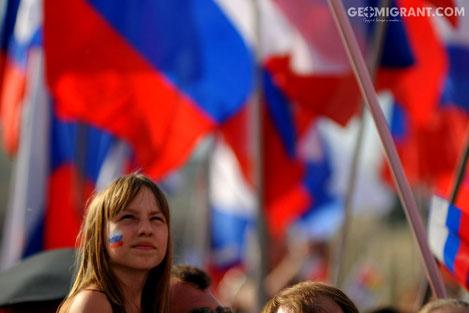 Как Россияне относятся к Грузии
