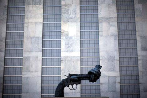 ООН впервые за всю историю своего существования принял резолюцию в поддержку Грузии