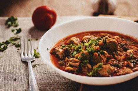 История грузинской кухни