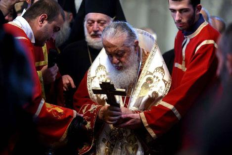 Патриарх Илия II: «Только любовь и нравственность спасут человечество»