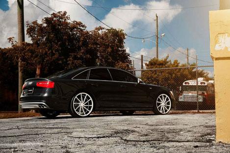 В Грузии украдено 12 автомобилей Audi стоимостью $400,000