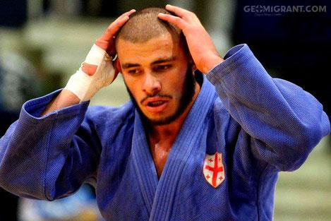 Бека Гвиниашвили и Гурам Тушишвили стали Чемпионами Европы по дзюдо