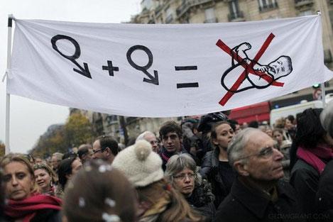 Грузинский народ никогда не поддержит однополые браки!