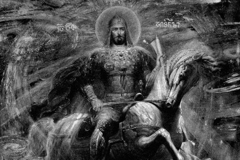 «С него начался 120 летный период могущества Грузии» - Великий Царь Давид