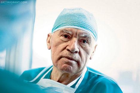 Знаменитый кардиохирург из Грузии Лео Бокерия полностью перевернул представление о диетах