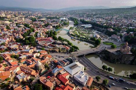Азербайджан и Грузия поделили Куру