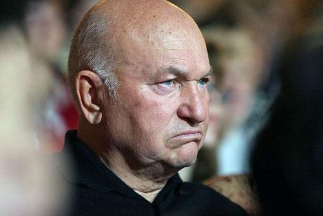 Грузия внесла Лужкова в черный список