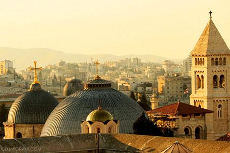 Впервые за много веков в Иерусалимском «Крестовом Монастыре» прошло богослужение на Грузинском языке