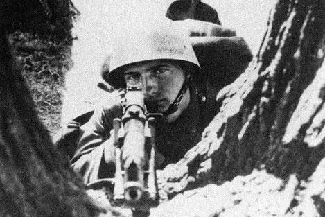 Как Грузия поднимала боевой дух Советской Армии в годы Великой Отечественной Войны