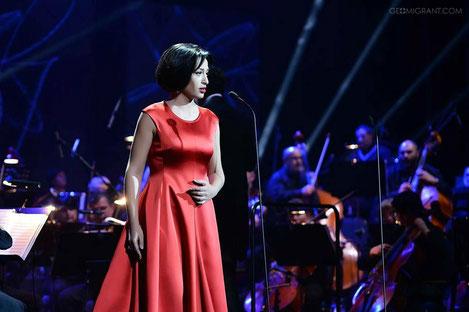 Грузинская оперная певица Нино Сургуладзе стала обладательницей оперного «Оскара»