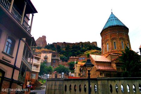 Приезжайте в Тбилиси! - Горы, парки, хинкали, вино и самое главное, тут по вам соскучились!