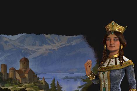 Легендарная игра «CIVILIZATION VI» представила трейлер о Грузии