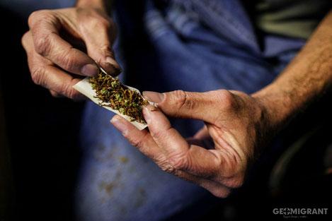 Юридический комитет Парламента Грузии поддержал отмену ареста за потребление марихуаны