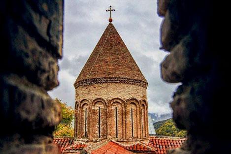Грузия празднует «Барбароба»