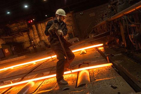 В Грузии построят металлургический завод мощностью 1 млн тонн стали в год