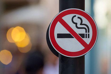 В Грузии запретили курение в общественных местах