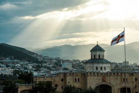 Грузия празднует «Гиоргоба»