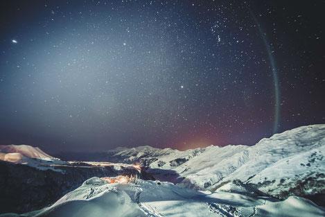 Сразу четыре горнолыжных курорта откроются в Грузии 10 декабря