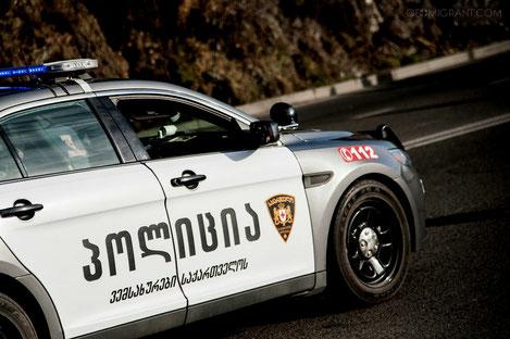 Какие штрафы в Грузии для «лихих водителей»