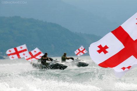 Чем вооружена армия Грузии