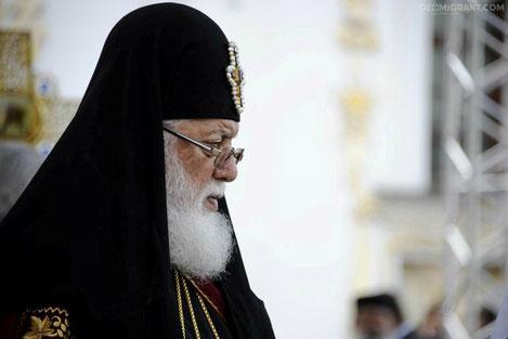 «Патриарх Илия спас российско-грузинские отношения»