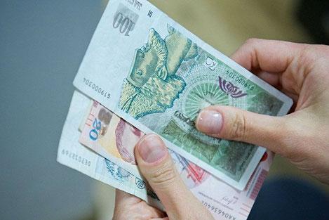 Население Грузии задолжало банкам 20 миллиардов лари